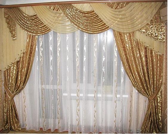 Как самостоятельно сшить шторы?