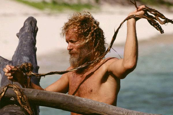 Как сделать питьевую воду из морской на необитаемом острове