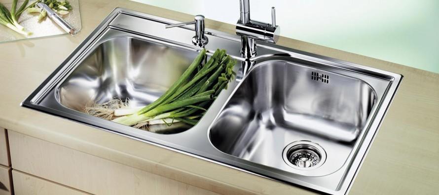 Кухонные мойки из нержавеющей стали: врезные, накладные раковины на кухню из нержавейки, характеристики