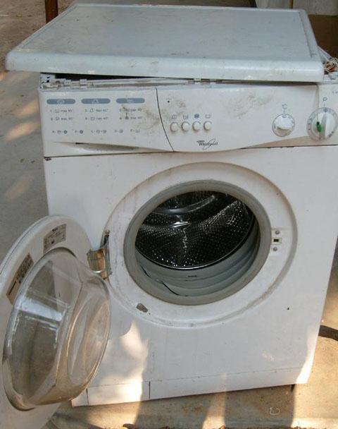 Стиральная машина: уход или ремонт?