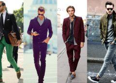 О мужской одежде
